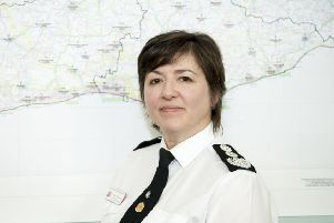 East Sussex Fire and Rescue Service Dawn Whittaker