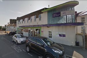 Eastbourne Venton Centre, image by Google SUS-190912-170218001