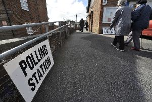 Polling Station Old Town Community Centre, Central Avenue, Eastbourne, SUS-150705-131430001