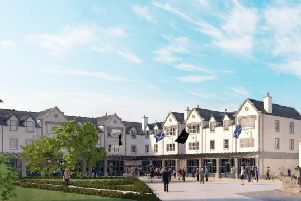 The development would also see a minimum of 50 leisure resort units created alongside community facilities including a town hall and gym, shops, offices and food and drink outlets