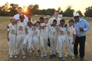 Great Brickhill U13s