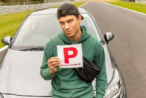 Joey Essex is encouraging 18-25 year old passengers to be more responsible as part of MORE TH>N's Distracting Passengers campaign which aims to rule out distracting passenger behaviour such as taking selfies, encouraging speeding and playing loud music.