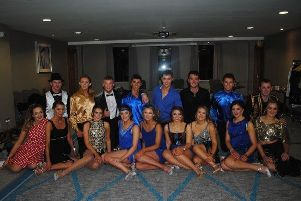 Strictly dancers: Graham Annett, Richard Kennedy, Harry Walker, Matthew Ney, Ward Patterson, George Porter, Chris Reid, James Gilpin, Emma McAnea, Sarah Robinson, Louise Sproule, Sarah Reid, Rebecca Nelson, Jessica Lee, Sarah Graham and Louise McAnea