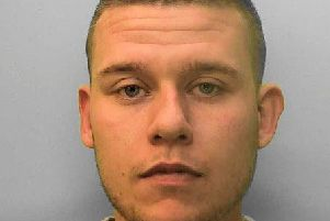 Mason Parsons. Photo: Sussex Police