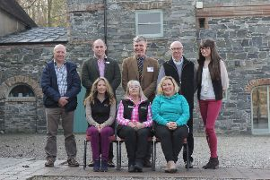 UK Members of the Jersey Cattle Society pictured at the recent board meeting hosted by the Clandeboye Estate, Bangor. Picture: Julie Hazelton