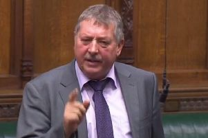 A DUP source said that Sammy Wilson was not speaking on behalf of the party