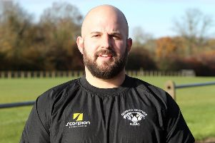 Shipston-on-Stour captian Matt Corby led his side to promotion