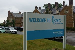 The Brooksby campus of Brooksby Melton College EMN-190506-095020001