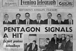 How the ET broke the first story of the Kettering Group in 1966 NNL-190719-164317005