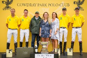 The Holden White Cup presentations / Picture by Mark Beaumont