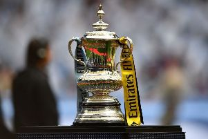 Berkhamsted FC will either play AFC Hayes or Wembley in the early rounds of the FA Cup.