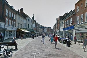 North Street Chichester. Picture via Google maps