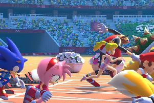 Mario and Sonic at the Olympic Games Tokyo 2020 is out now