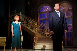 Andrew Lancel as Captain von Trapp