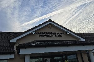 Bowdens Park will be known as The Harborough Town Community Football Ground from next season