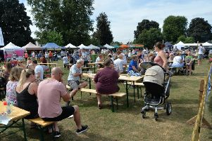 2018's food and drink festival