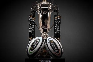 Six Nations Championship trophy