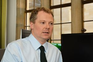 Neil O'Brien MP.