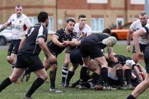 Market Harborough face Dronfield in the Midlands Two East play-off
