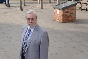 Cllr Phil Knowles. PICTURE: ANDREW CARPENTER