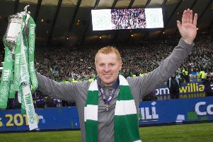 Celtic have announced the appointment of Neil Lennon as the club's new manager on a 12-month rolling contract.