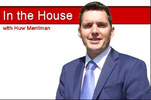 In the House with Huw Merriman SUS-151007-132058001