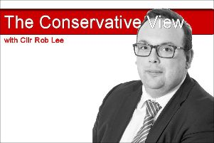 The Conservative View with Cllr Rob Lee SUS-170623-111550001