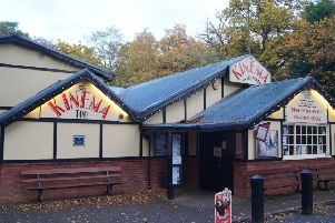 The Kinema in the Woods at Woodhall Spa