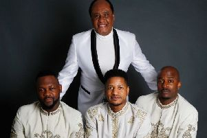 Ray Lewis and the New Drifters