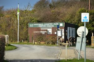 Hastings Country Park Visitor Centre SUS-180412-135211001