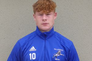 Jay Tomlin scored a hat-trick in Hollington United's 4-1 win away to Forest Row