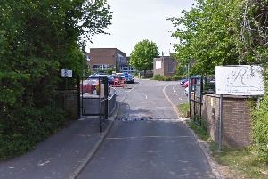 Robertsbridge Community College. Picture: Google