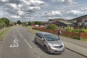 Barnwell Road, Wellingborough. Copyright Google. NNL-190222-155820005