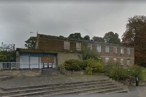 The former police station in Warwick. Photo by google street view.