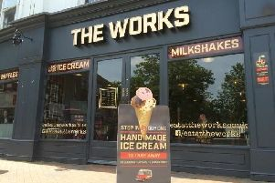 The works are currently restructuring their business, and looking to sell their Market Square site