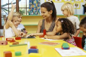 Early years providers in Northamptonshire face having their subsidies cut from next month.
