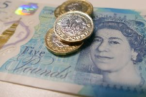 The level of crisis funding available for families in financial trouble has been cut