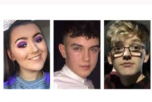 PACEMAKER BELFAST  'Connor Currie, one of three teenagers killed in the St Patricks Day tragedy at the Greenvale Hotel in Dungannon.