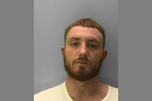 Darryl Beckingham. Photo courtesy of Sussex Police. SUS-190104-102332001