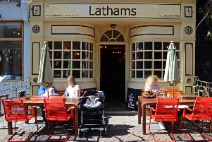 The former Latham's Brasserie shop has been bought by The Cornish Bakery SUS-191004-111320001
