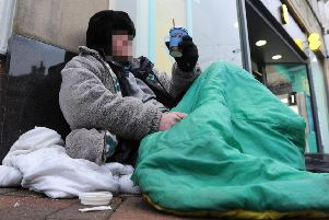 The Governemnt plans to end rough sleeping by 2027