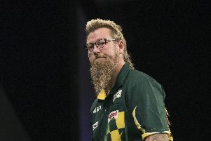 Simon Whitlock. Picture: Lawrence Lustig