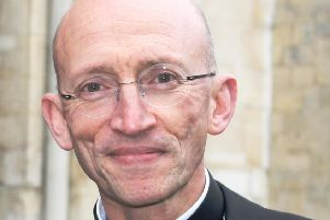 Dr Martin Warner, Bishop of Chichester
