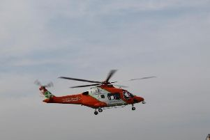 Pictured: The AugustaWestland 169 (AW169) Magpas helicopter - set to become the lifesaving charitys new air ambulance.