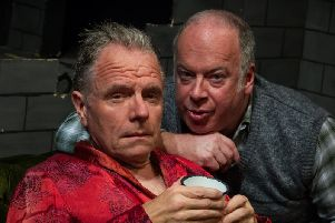 Kevin Coughlan (Sir) and Alan Wales (Norman)