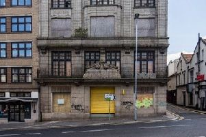 The former Observer building in Cambridge Road, Hastings. Picture: Beth Woolf