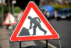 Victoria Avenue, Hastings, will be closed for two weeks