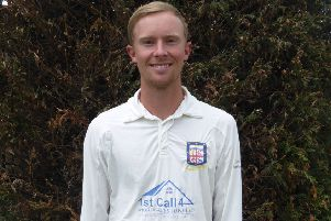 Shawn Johnson had a superb game in Bexhill's victory away to Brighton & Hove seconds