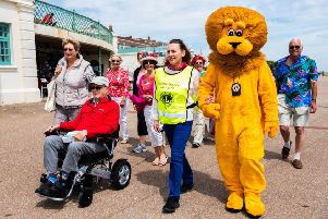 Bexhill Lion's Club's Wheel and Walk SUS-190506-091419001