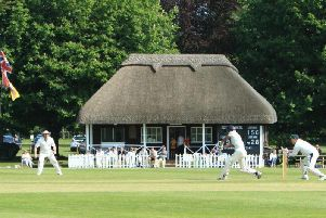 Goodwood - a scenic spot for cricket / Picture by Malcolm Lamb